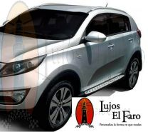 ESTRIBOS TIPO BMW PARA KIA SPORTAGE REVOLUTION