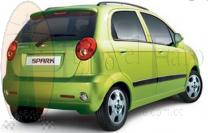 Boceles o Molduras Chevrolet Spark