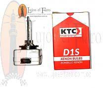 Bombillo Xenon D1S KTC