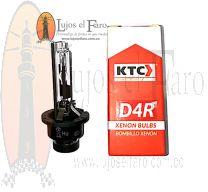 Bombillo Xenon D4R KTC