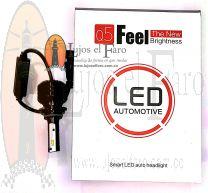 Bombillos LED para Exploradoras Ford Ecosport 2008-2012