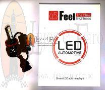 Bombillos LED para Exploradoras Ford Ecosport 2013-2019