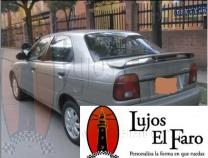 Spoiler Aleron Chevrolet Esteem