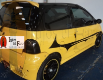 Spoiler Aleron Renault Twingo