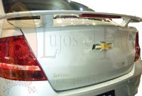 Spoiler Aleron Chevrolet Sail 4 Pts