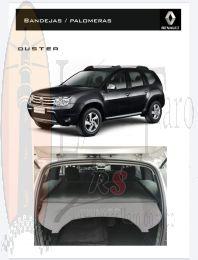 Bandeja Cubre maleta Renault Duster Primera Serie (2013-2015)